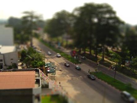 """Kinshasa """"miniature"""""""